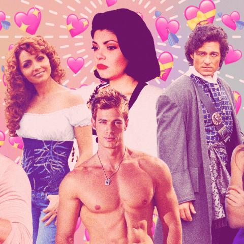 Frases de amor de telenovelas y películas para 14 de febrero