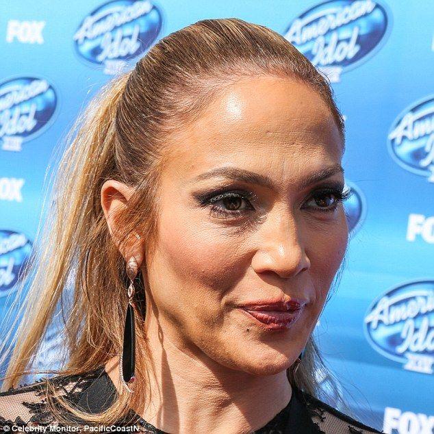 Revelan foto de Jennifer Lopez sin edición ni retoques