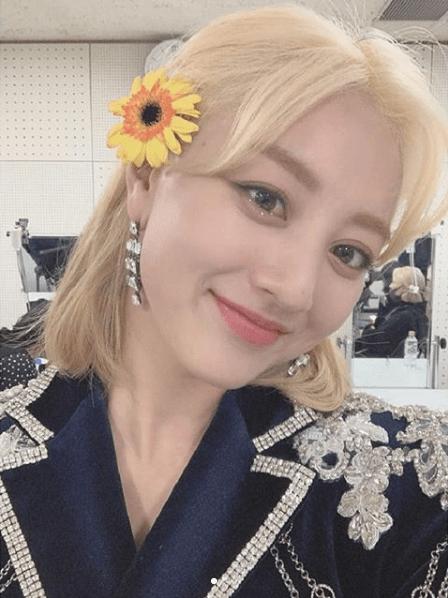 Jihyo de TWICE publica carta en la que revela motivos de sus crisis nerviosas
