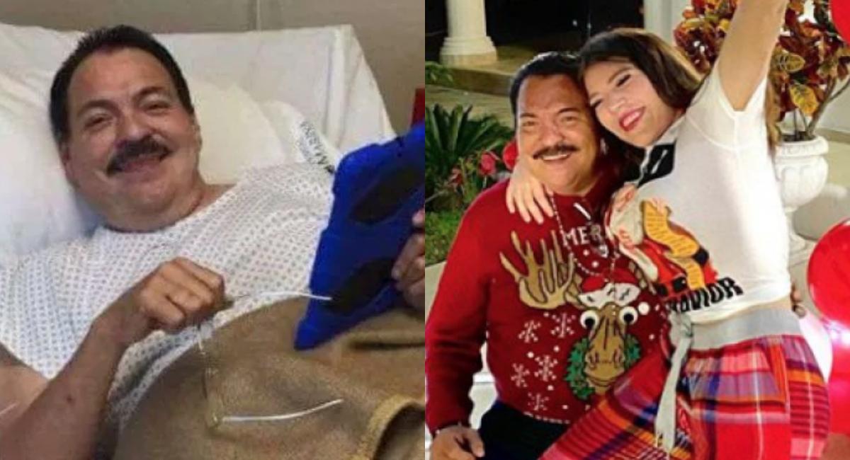 Julio Preciado: delicado estado de salud tras operación