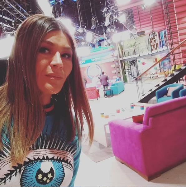 Andrea Escalona le da cachetada a Martha Figueroa en Hoy