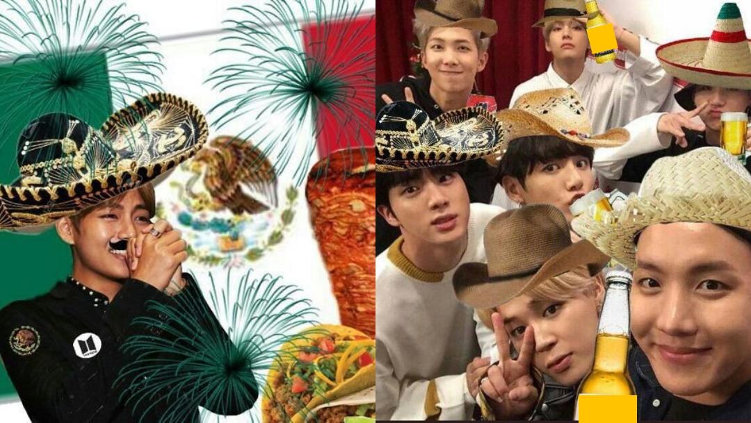 Memes de BTS en México para traer Map of The Soul Tour