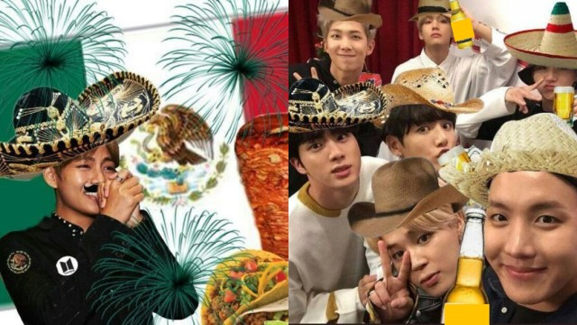 Memes de BTS en México para traer Map of The Soul Tour