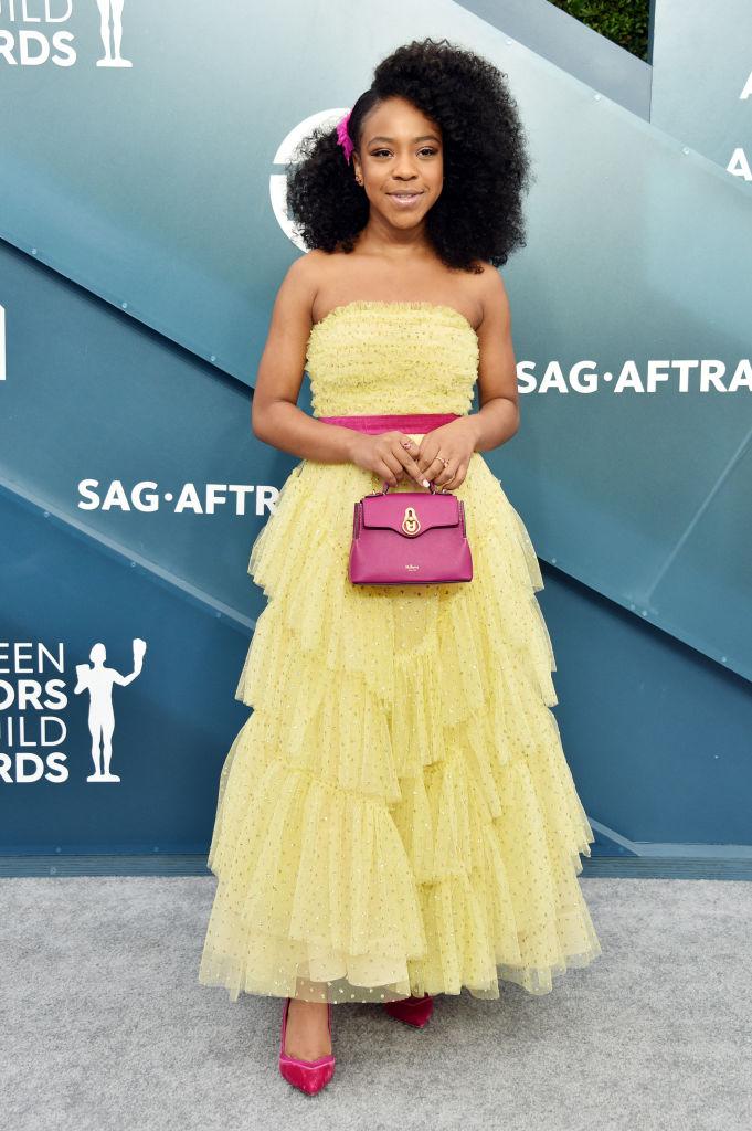 Alfombra roja SAG Awards 2020