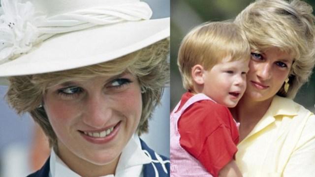 Princesa Diana predijo que el príncipe Harry renunciaría