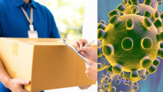 OMS: Coronavirus no se contagia por paquetería de China