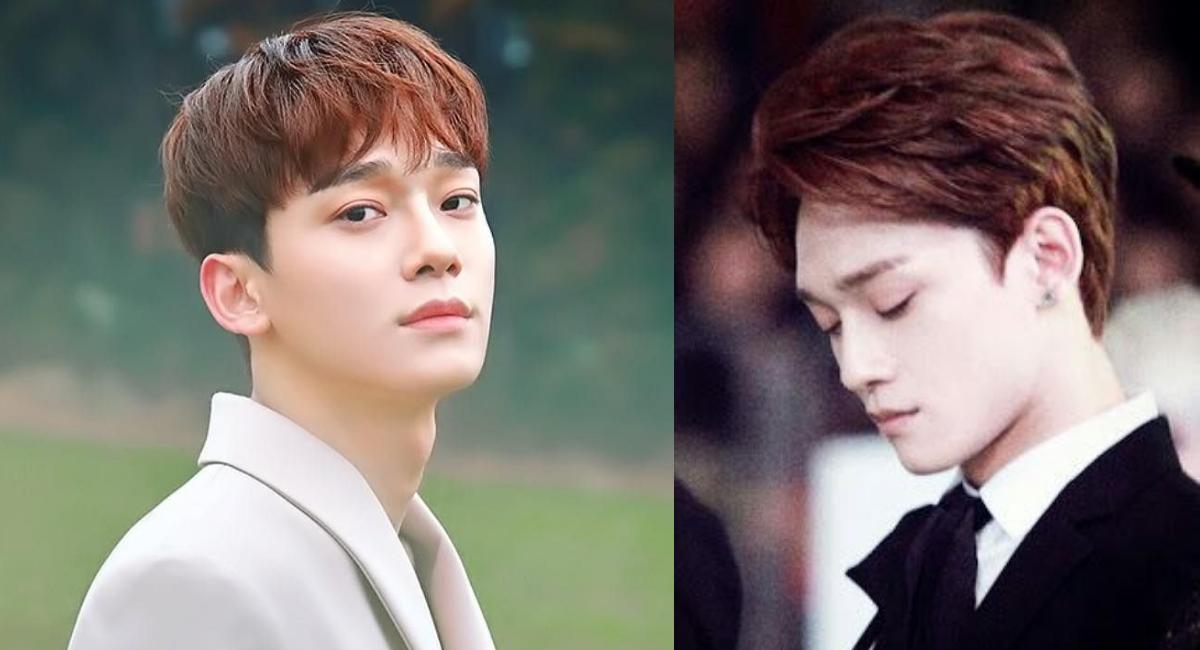 Chen de EXO se disculpa con EXO-L por su boda y bebé