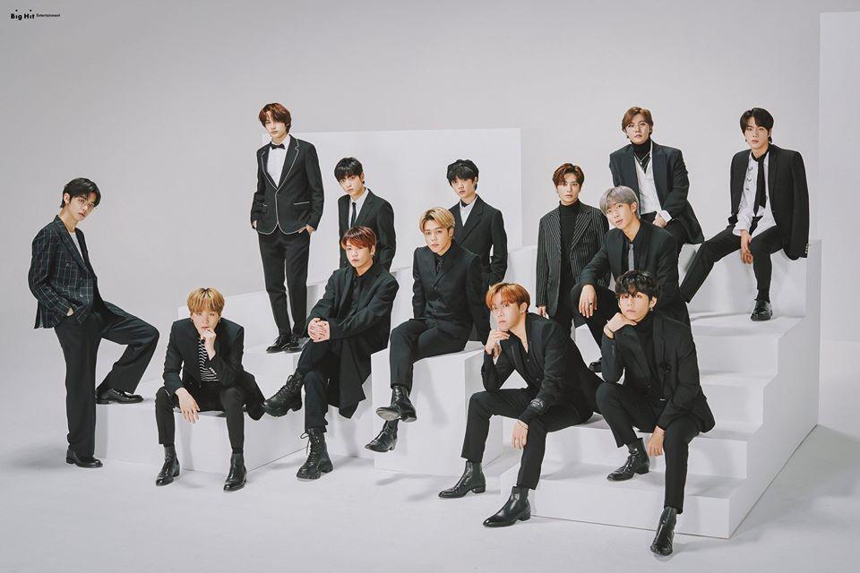 BTS, TXT celebra aniversario de Big Hit con fotos exclusivas
