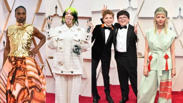 Alfombra roja de los Premios Oscar 2020 galería y fotos