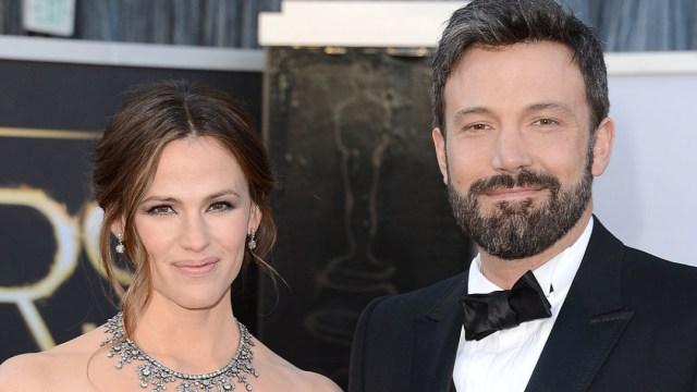 Ben AfflecK se arrepiente de divorcio de Jennifer Garner