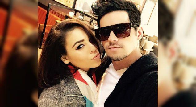 Así fue la relación tóxica de Danna Paola con Eleazar Gómez
