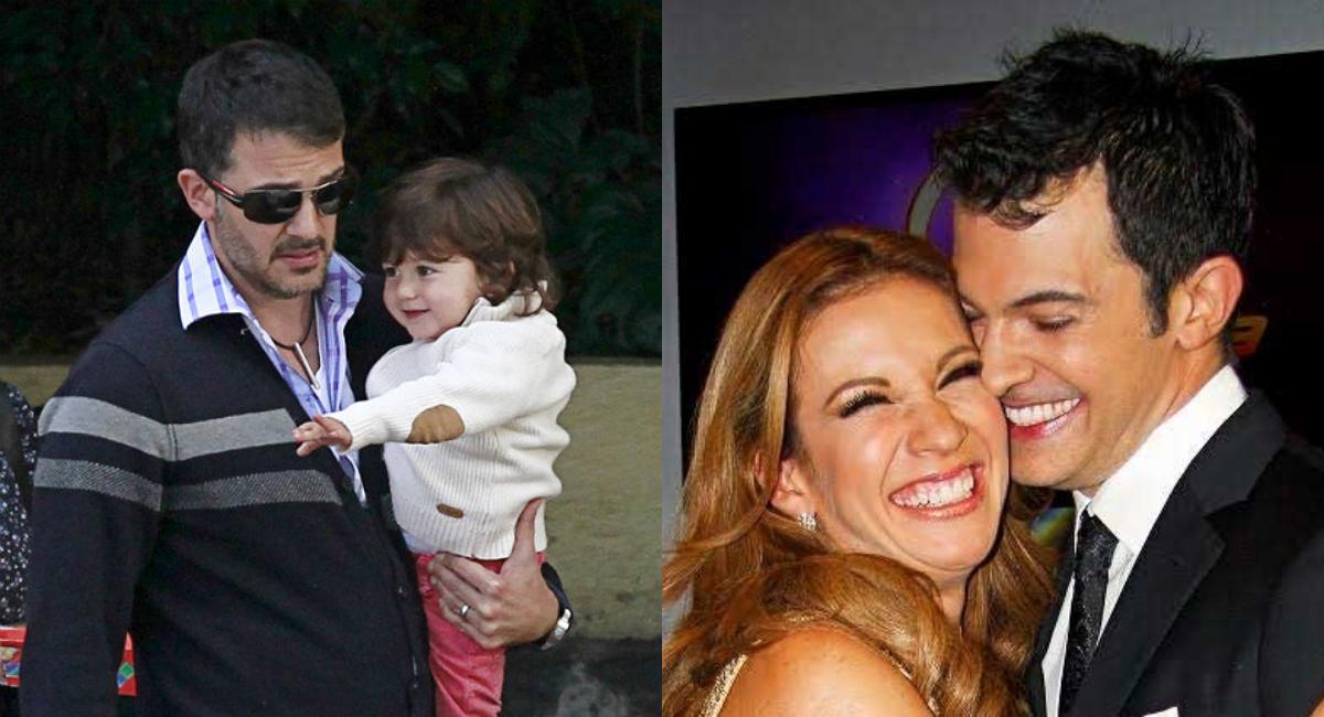 Fernando del Solar por fin vio a sus hijos: Ingrid Coronado