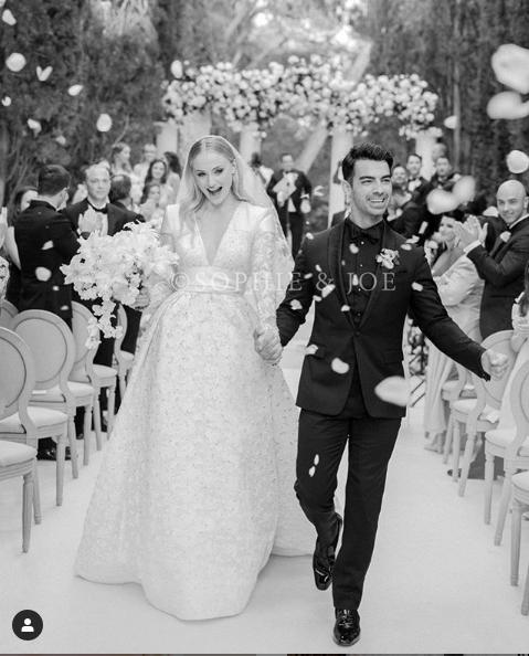Joe Jonas boda con Sophie Turner