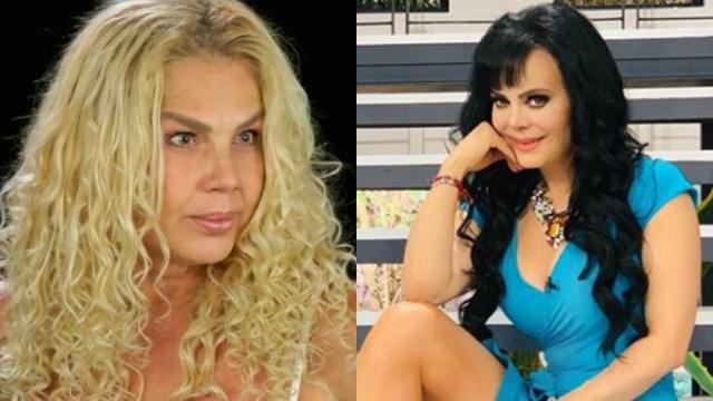 """Niurka revela que quiere """"comerse"""" a Maribel Guardia"""