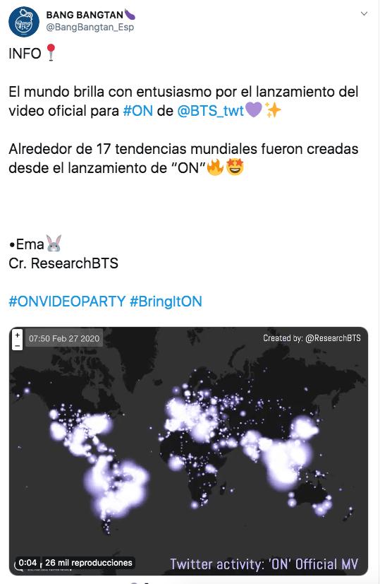 """BTS lanza el MV de """"ON"""" y el ARMY ya encontró todas estas teorías"""