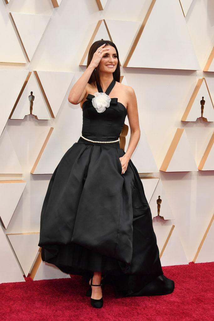 Alfombra Roja premios Oscar 2020