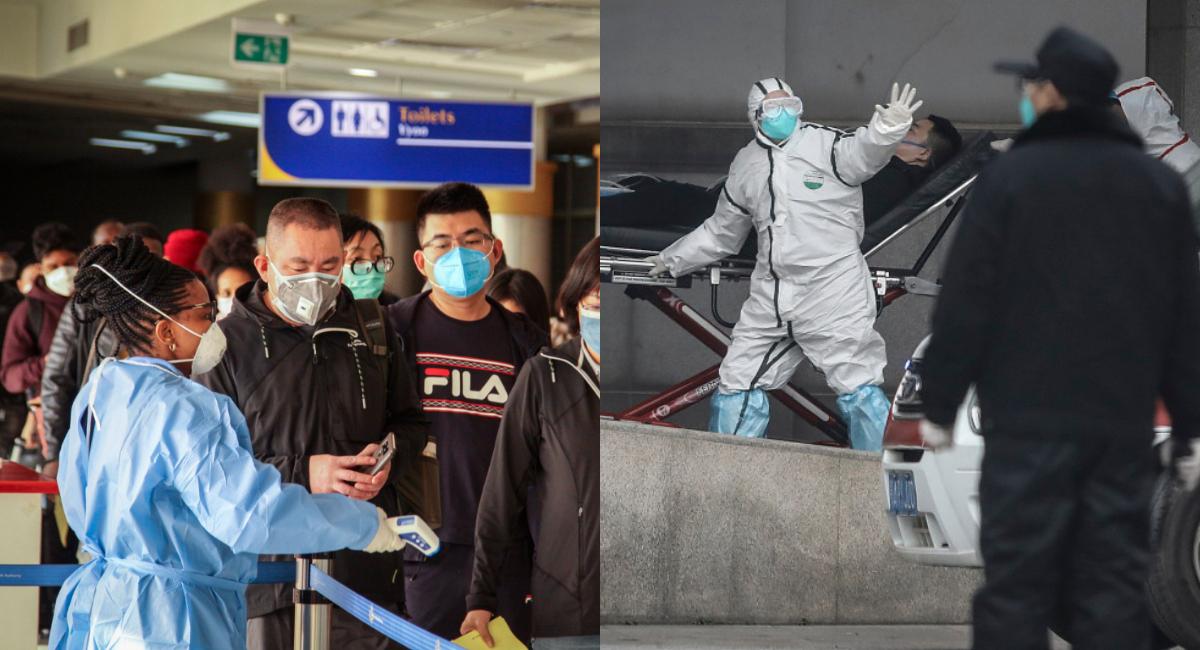 Pacientes rusos con coronavirus escaparon de cuarentena