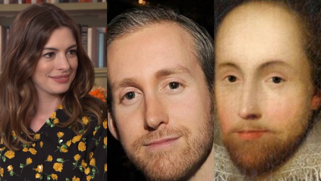 William Shakespeare reencarnó en esposo de Anne Hathaway