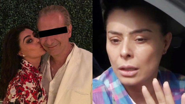 Yadhira Carillo revela se casó con Juan Collado en prisión