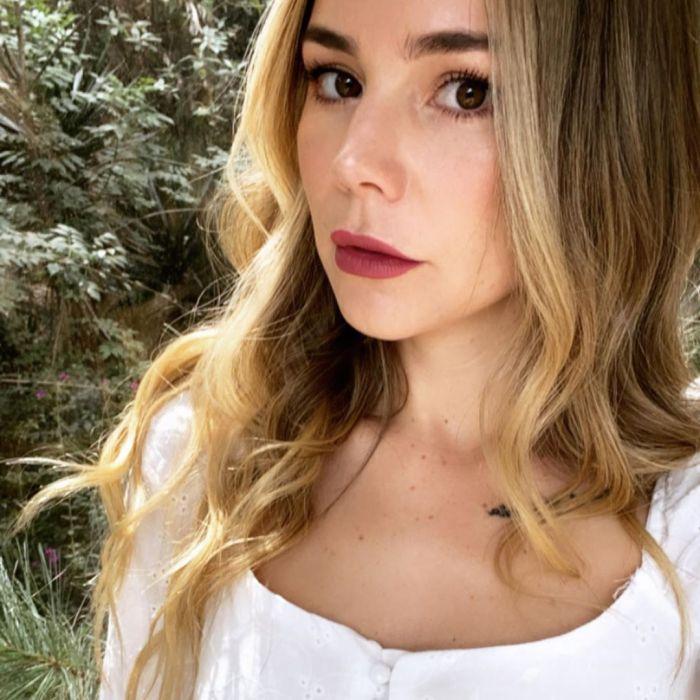 Camila Sodi no quiere hacerse prueba por Coronavirus