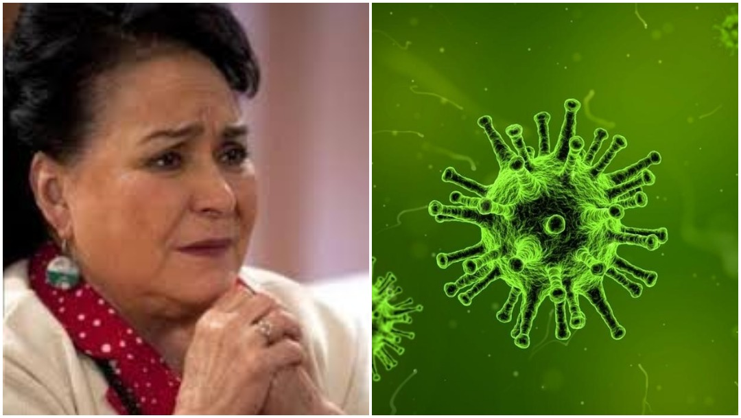 Foto Coronavirus Carmen Salinas 14 Marzo 2020