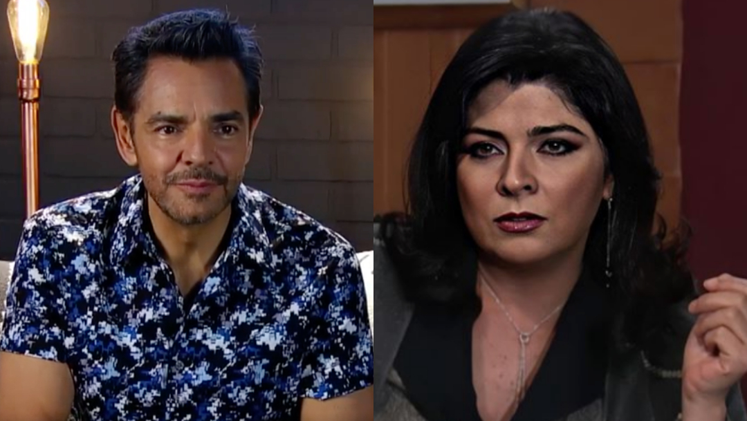¿Eugenio Derbez y Victoria Ruffo se reconcilian? Historia
