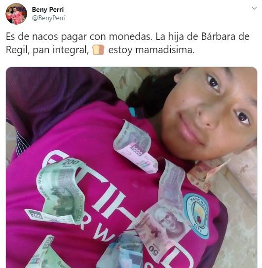 Critican a hija de Bárbara de Regil por video clasista