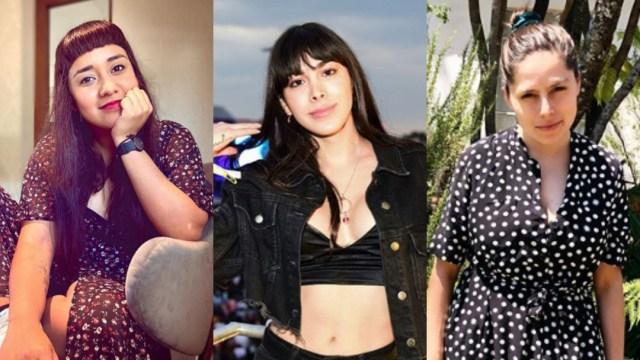 Influencers mexicanas feministas, activistas y mujeres