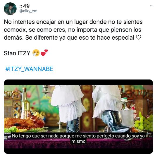 ITZY lanza su comeback WANNABE y su primer mini album