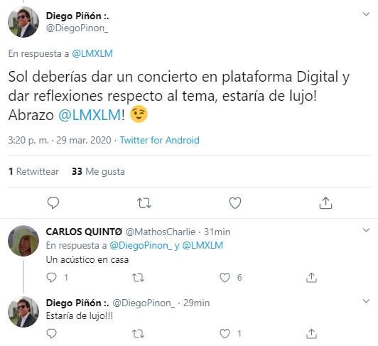 Luis Miguel reaparece con mensaje sobre el Coronavirus