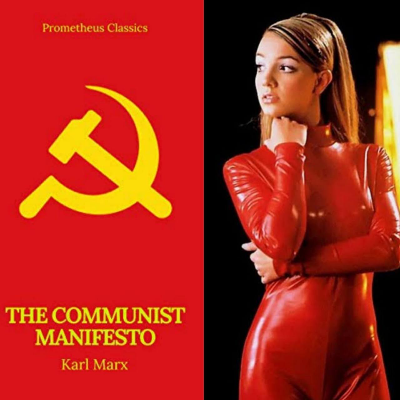 Memes de Britney Spears comunista