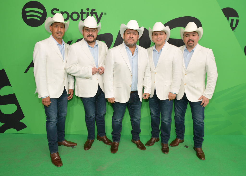 Alfombra roja Spotify Awards México