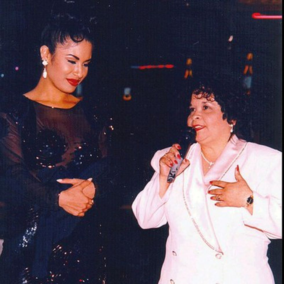 Así luce Yolanda Saldivar a 25 años del asesinato de Selena