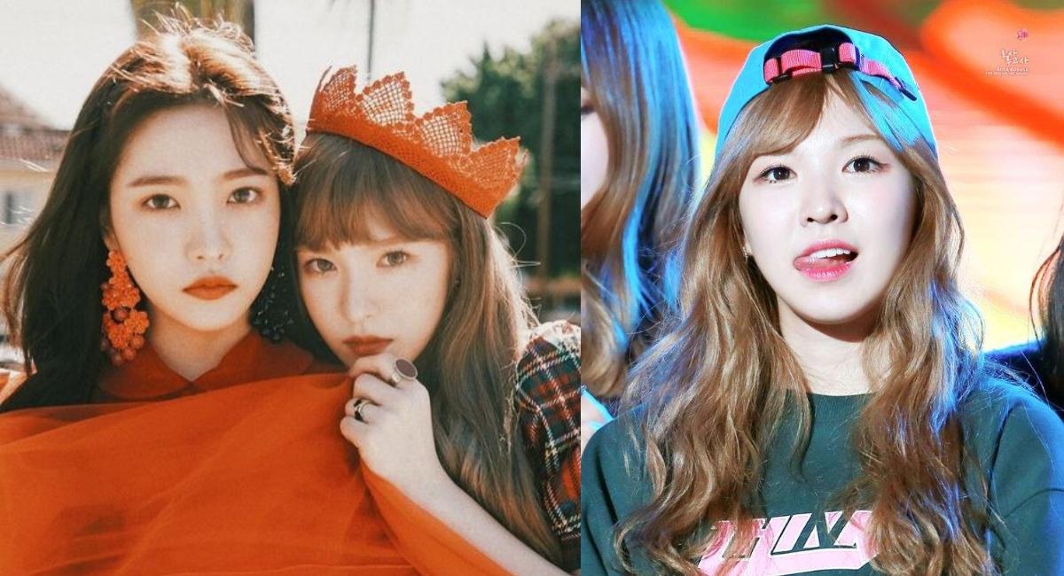 Red Velvet: Yeri filtra conversación con Wendy por Instagram