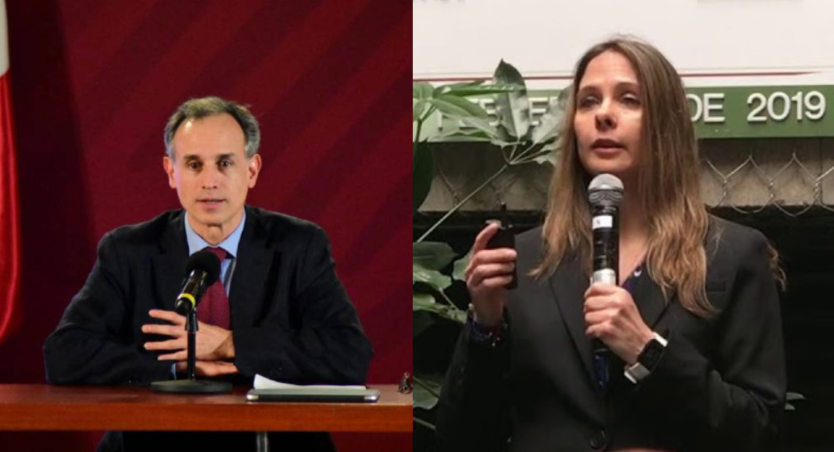 Arantxa Colchero: currículum de la esposa de López Gatell | Erizos