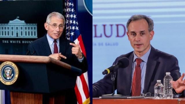 Anthony Fauci: epidemiólogo y López Gatell de Estados Unidos