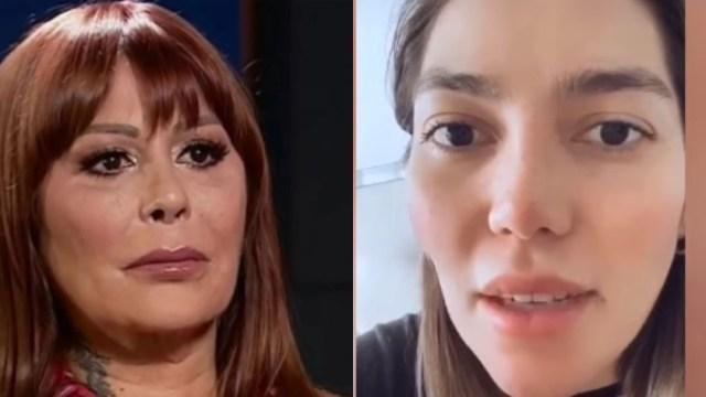 Alejandra Guzmán habla de Frida Sofía y ella responde