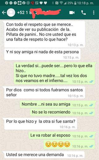 Piñatería que sacó piñata de Karla Panini recibe amenazas de Américo Garza