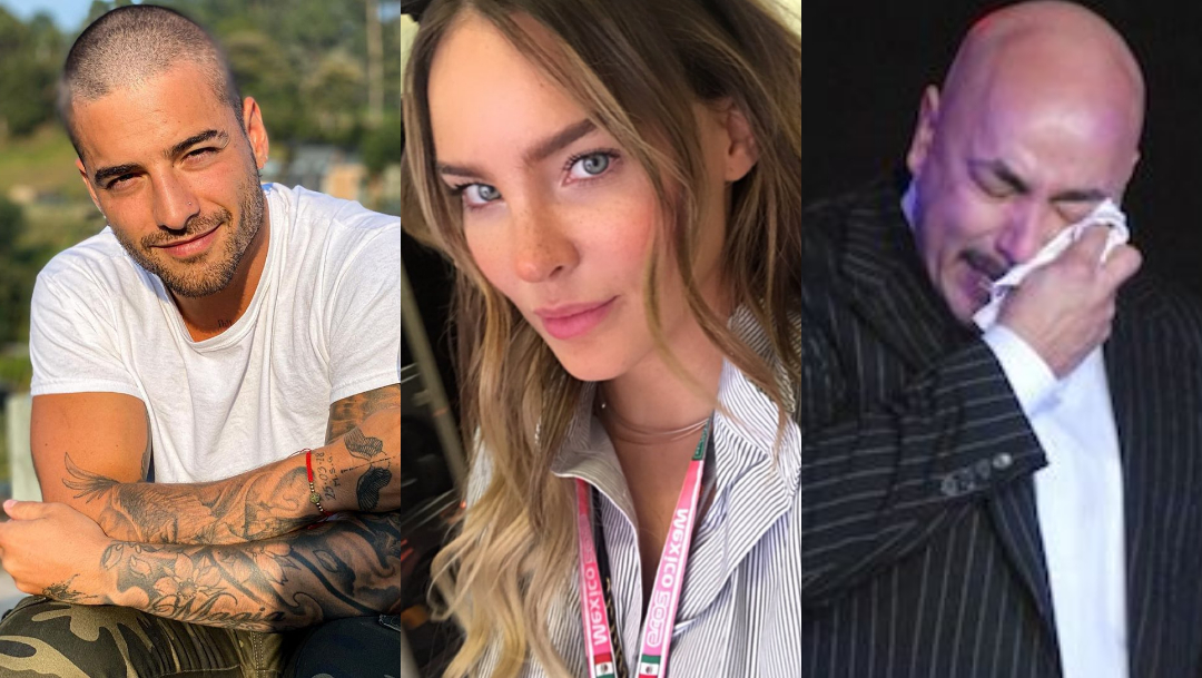 Belinda y Maluma reavivan el rumor de que fueron novios gracias a un instagram live