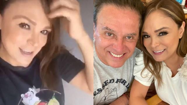 Esposa de Mario Bezares le recuerda la cárcel en cuarentena