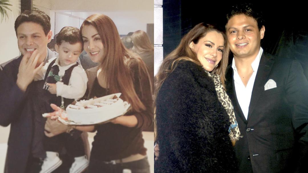 Ex de Ninel Conde publica video para desmentirla sobre hijo