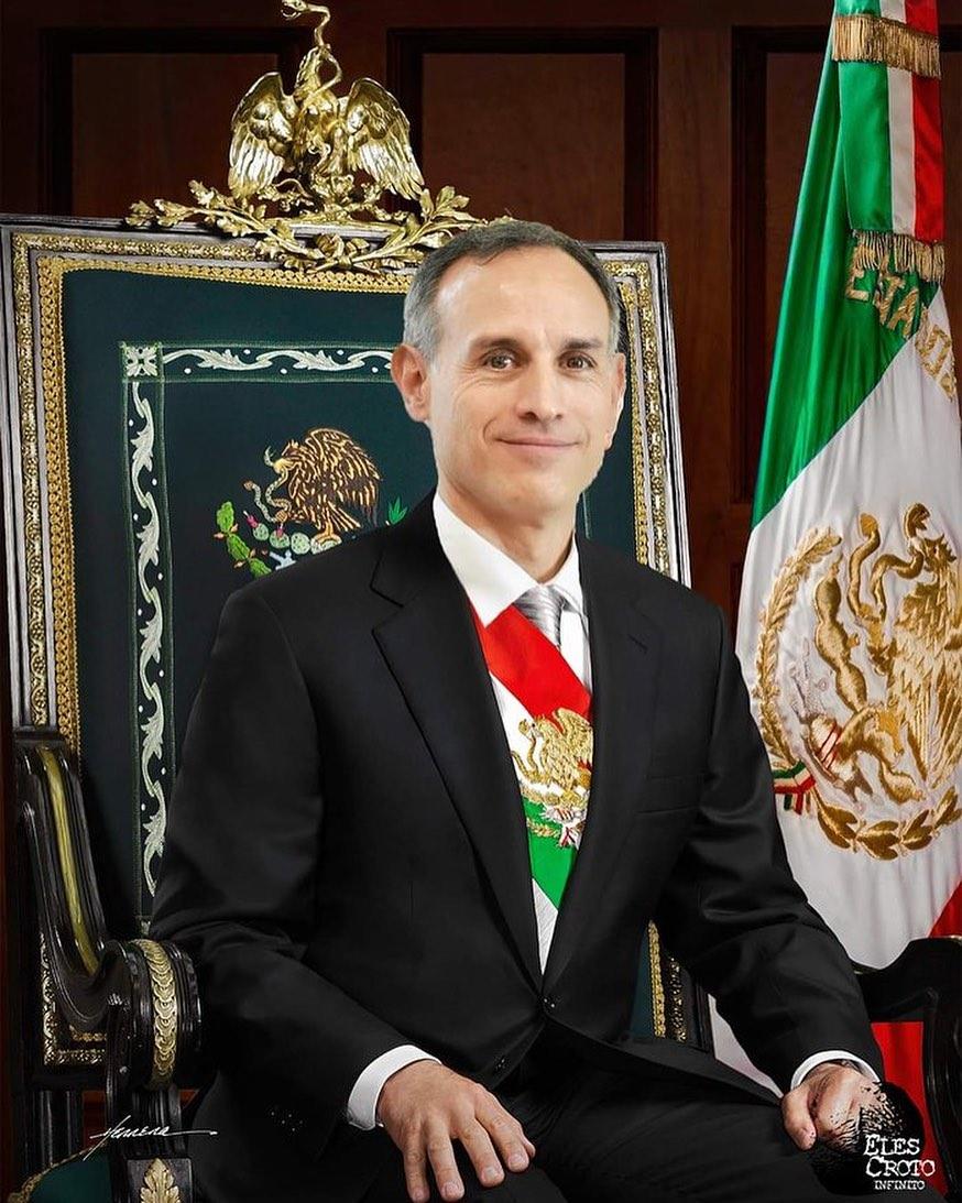 Hugo Lopez Gatell podría haber sido integrante de La Gusana Ciega
