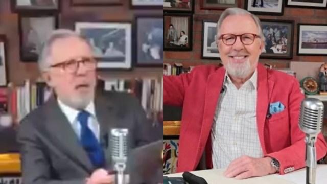 López-Dóriga no sabe quién es Benito Camelo tras albur video