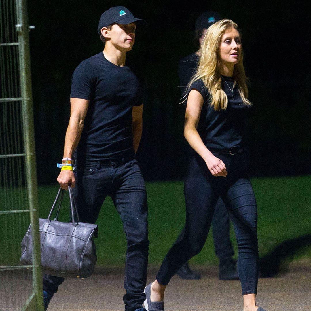 Tom Holland está soltero tras terminar su relación con Olivia Bolton