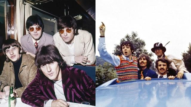 Beatles vinieron a México por drogas con María Sabina n 1969