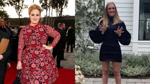 Adele 2020 y la dieta Stirfood que bajó más de 50 kilos