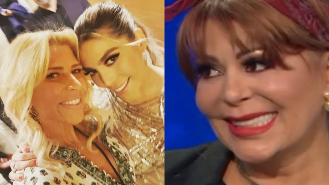 Beatriz Pasquel defiende a Frida Sofía de Alejandra Guzmán