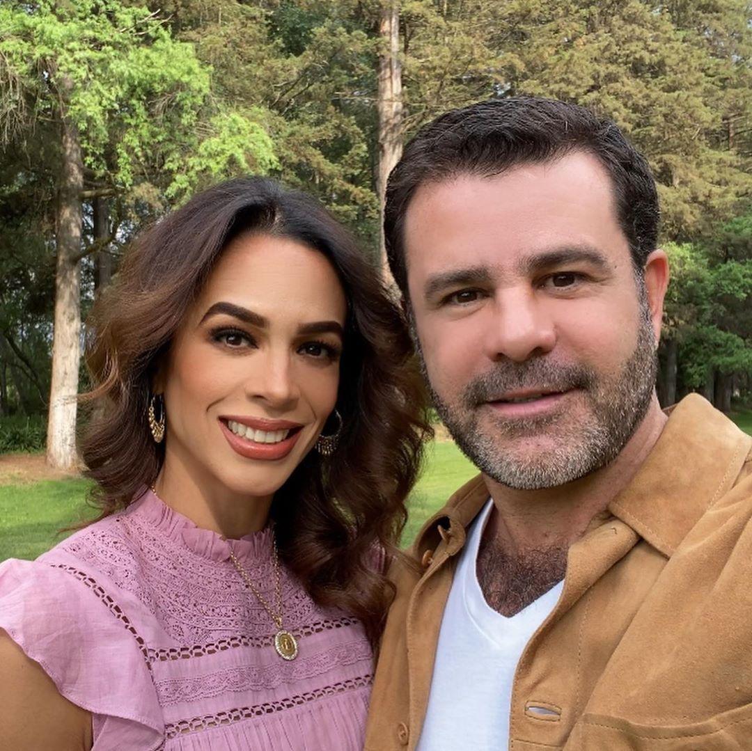 Eduardo Capetillo hace revelacion sobre su boda con Bibi Gaytan hace 26 años