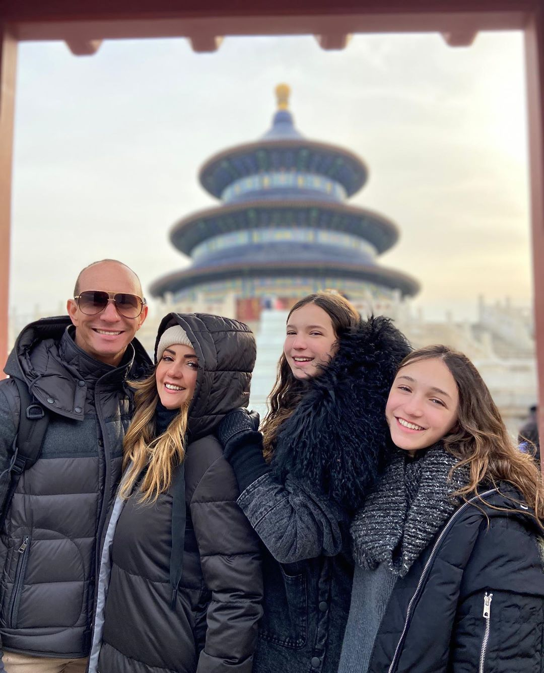 Erik Rubin y Andrea Legarreta planean lanzar serie juvenil con sus hijas
