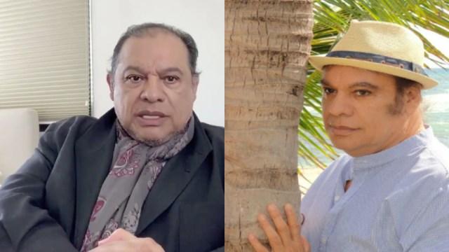 Juan Gabriel está vivo fingió su muerte asegura hombre video